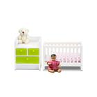 Набор мебели для кукол «Детская для младенца»