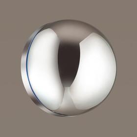 Бра NEXUS 1x18Вт LED 3000K хром 20x20x11,9см