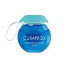 Нить межзубная для имплантатов, мостов и ортоконструкций Curaprox DF 845, 50 шт
