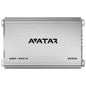 Усилитель AVATAR ABR-360.4