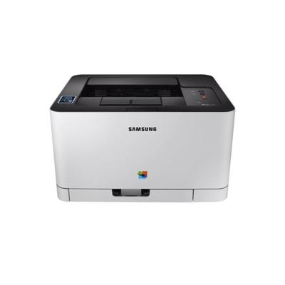 Принтер лаз цв Samsung SL-C430W (SS230M) A4