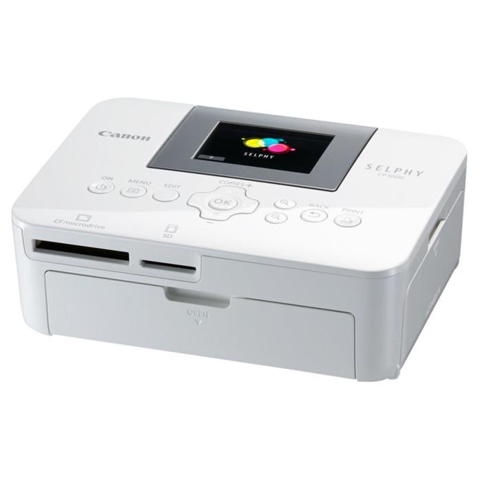 Принтер сублимационный Canon Selphy CP1000 (0011C002)