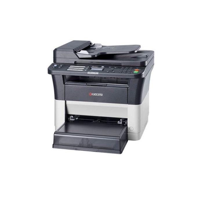МФУ, лаз ч/б печать Kyocera FS-1125MFP (1102M73RU0/1102M73RUV) A4 Duplex