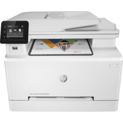 МФУ, лаз цв печать HP Color LaserJet Pro MFP M281fdw (T6B82A) A4 Duplex Net