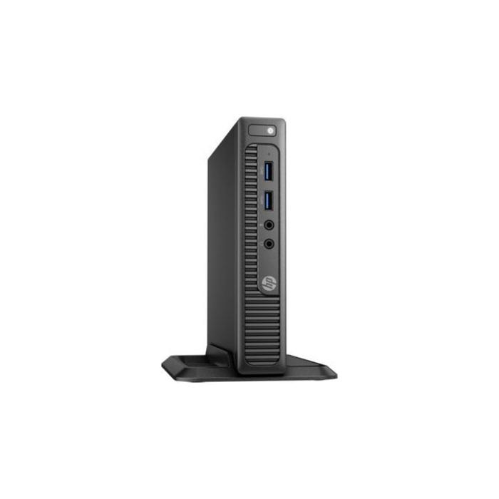 Компьютер HP 260 G2 Mini,i3 6100U,4Gb,SSD256Gb,HDG520,Win10Pro64+Win 7 Pro 64,кл,мышь,черный