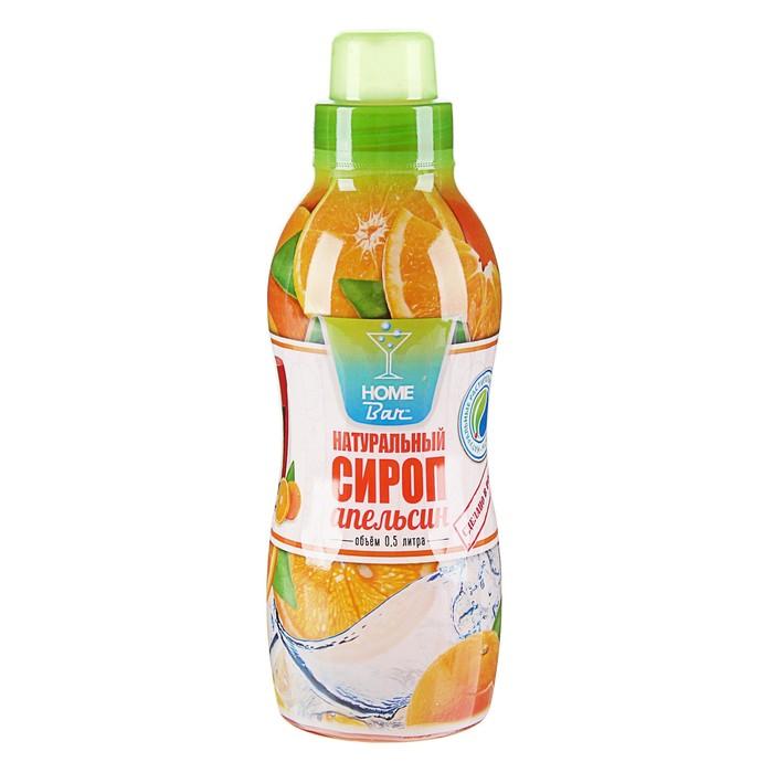 Сироп Home Bar Апельсин, 0.5 л