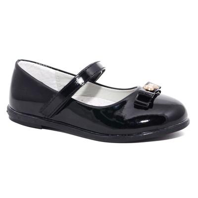 Туфли для девочки, 12 пар в коробе  6228B