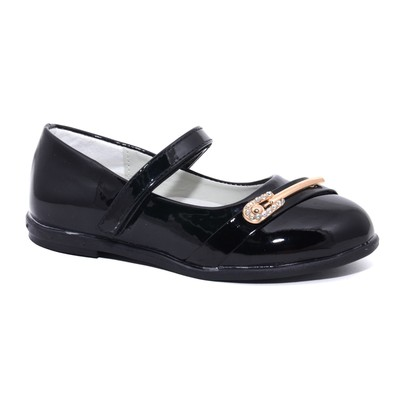 Туфли для девочки, 12 пар в коробе  6228C