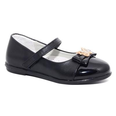 Туфли для девочки, 12 пар в коробе  6228D