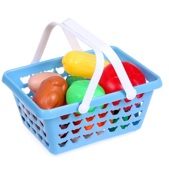 Набор продуктов в корзине, МИКС