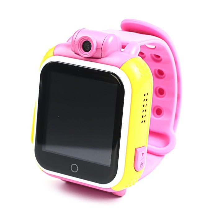 Модель smart baby watch g10 – это новая разработка умных gps-часов для детей, позволяющая родителям отслеживать местоположение ребенка в режиме онлайн.