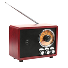 "Радиоприемник ""БЗРП РП-328"", FM 87-108МГц, 220V, акб 900 мАч, USB/microSD, AUX, BT"