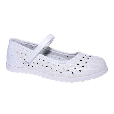 Туфли для девочки, 10 пар в коробе  7213B-6