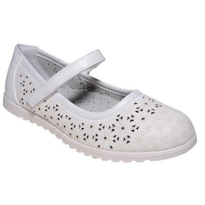Туфли для девочки, 10 пар в коробе  0,007213