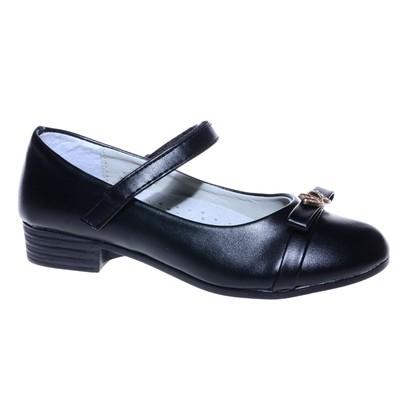 Туфли для девочки, 10 пар в коробе  7216J-1