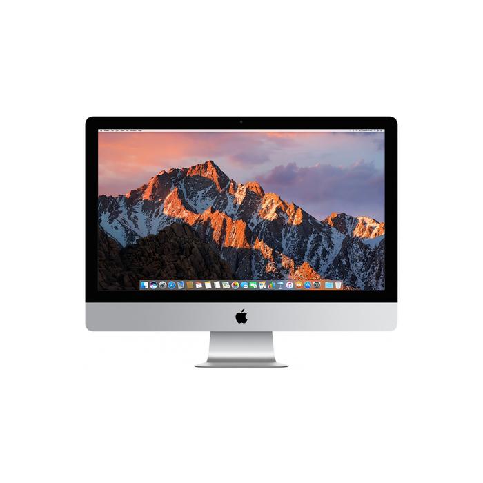"""Моноблок Apple iMac (MNE92RU/A), 27"""": 3.4GHz Intel Core i5 (TB up to 3.8GHz0), цвет серебро   356463"""