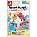 Игра для Nintendo Switch Snipperclips Plus: Cut it out, together!