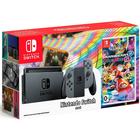Игровая приставка Nintendo Switch + Mario Kart 8 Deluxe, цвет серый