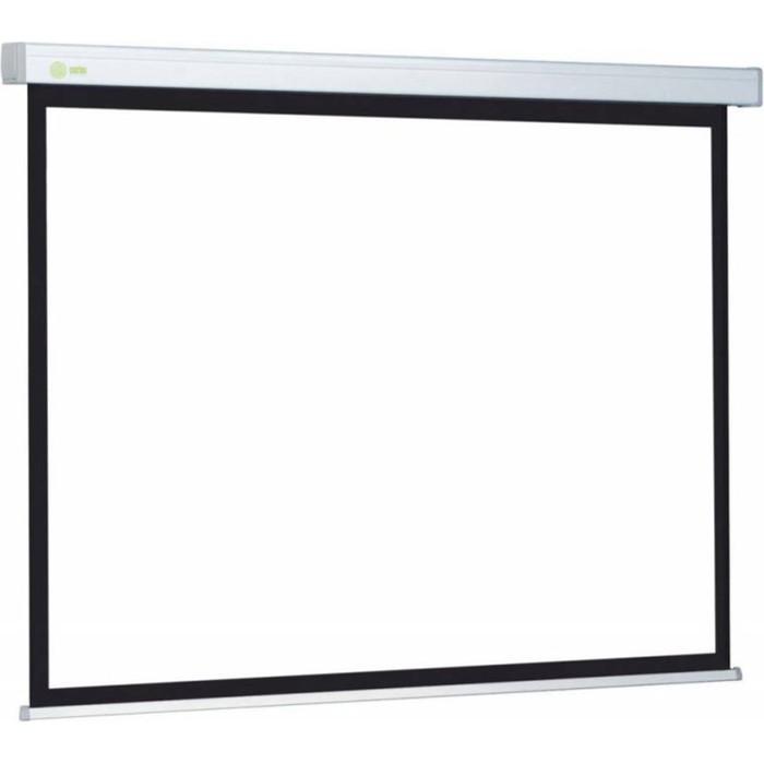 Экран Cactus 183x244 Wallscreen CS-PSW-183x244 4:3, настенно-потолочный, рулонный