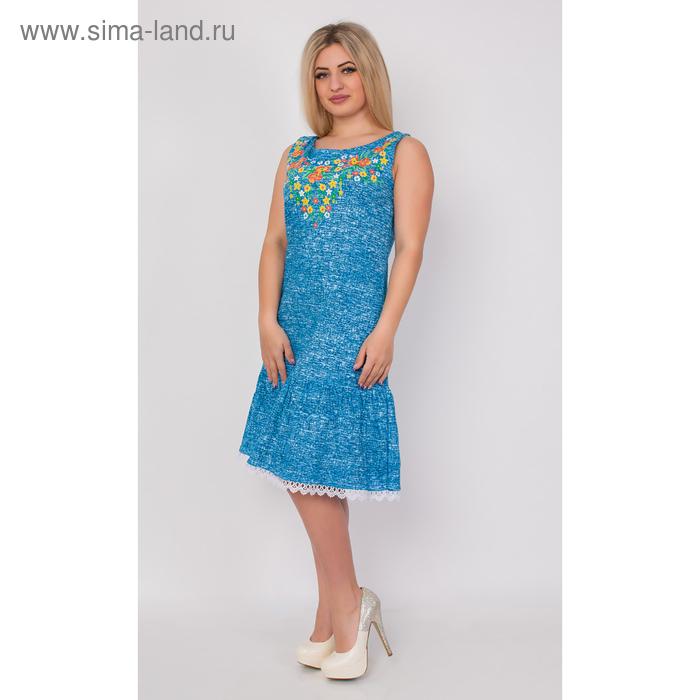 Туника женская Т-708 цвет МИКС, р-р 44
