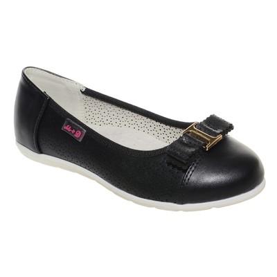 Туфли для девочки, 8 пар в коробе  1721_1