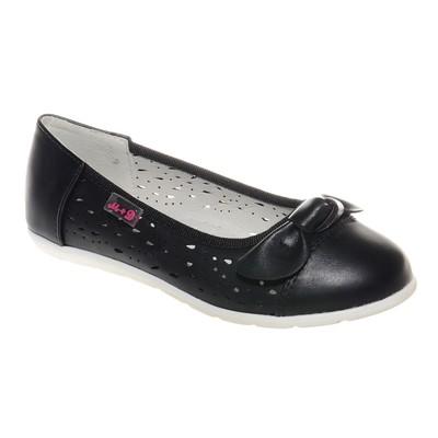 Туфли для девочки, 8 пар в коробе  1722_1
