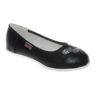 Туфли для девочки, 8 пар в коробе  1724_1