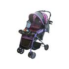 Коляска прогулочная Little King LB-216, цвет фиолетовый