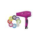 Фен Babyliss Luminoso Rosa BAB6350IFE, 2100 Вт, 8 съёмных фильтров, шнур 2.7 м, фиолетовый