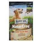 Сухой корм Happy Dog Naturcroq для собак, говядина/рис, 4 кг