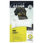 Сухой корм Happy Dog Light Mini для собак мелких пород, 4 кг