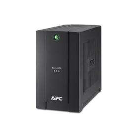Источник бесперебойного питания APC Back-UPS BC650I-RSX, 360Вт, 650ВА, черный Ош