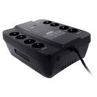 Источник бесперебойного питания Powercom Spider SPD-450N, 270Вт, 450ВА, черный