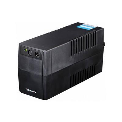 Источник бесперебойного питания Ippon Back Basic 650 Euro, 360Вт, 650ВА, черный