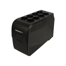 Источник бесперебойного питания Ippon Back Comfo Pro New 1000, 600Вт, 1000ВА, черный Ош