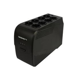 Источник бесперебойного питания Ippon Back Comfo Pro New 600, 360Вт, 600ВА, черный Ош