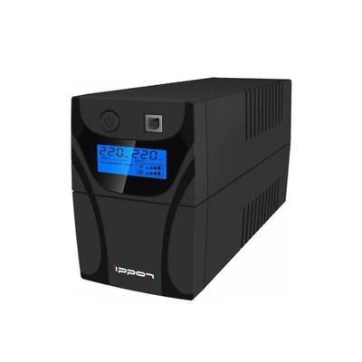 Источник бесперебойного питания Ippon Back Power Pro LCD 400, 240Вт, 400ВА, черный