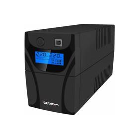 Источник бесперебойного питания Ippon Back Power Pro LCD 600, 360Вт, 600ВА, черный Ош