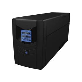 Источник бесперебойного питания Ippon Back Power Pro LCD 600 Euro, 360Вт, 600ВА, черный Ош
