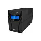 Источник бесперебойного питания Ippon Back Power Pro LCD 700, 420Вт, 700ВА, черный