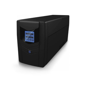 Источник бесперебойного питания Ippon Back Power Pro LCD 800 Euro, 480Вт, 800ВА, черный Ош