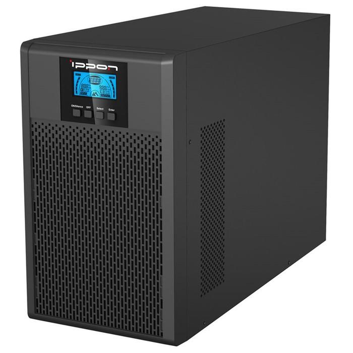 Источник бесперебойного питания Ippon Innova G2 2000, 1800Вт, 2000ВА, черный