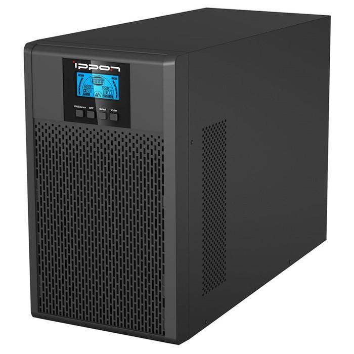 Источник бесперебойного питания Ippon Innova G2 3000, 2700Вт, 3000ВА, черный
