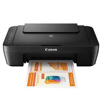 МФУ, струйная печать Canon Pixma MG2540S (0727C007) A4