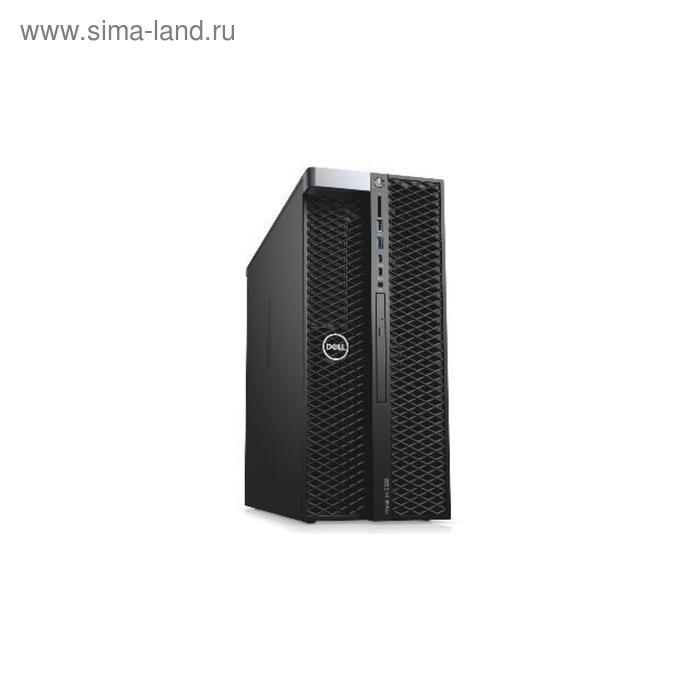 Компьютер Dell Precision T5820 MT,Xeon W-2104,16Gb,1Tb,SSD256Gb,P2000,W7+W10Pro,кл,мышь,черн