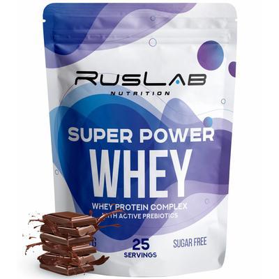 Протеин Super Power Whey, шоколад, 950 г
