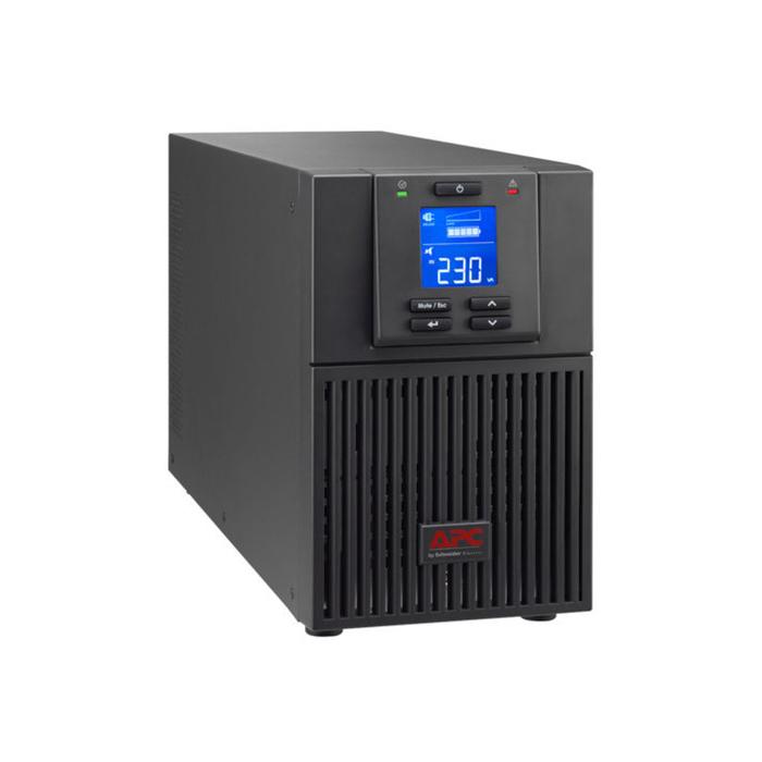 Источник бесперебойного питания APC Smart-UPS RC SRC1KI, 800Вт, 1000ВА, черный