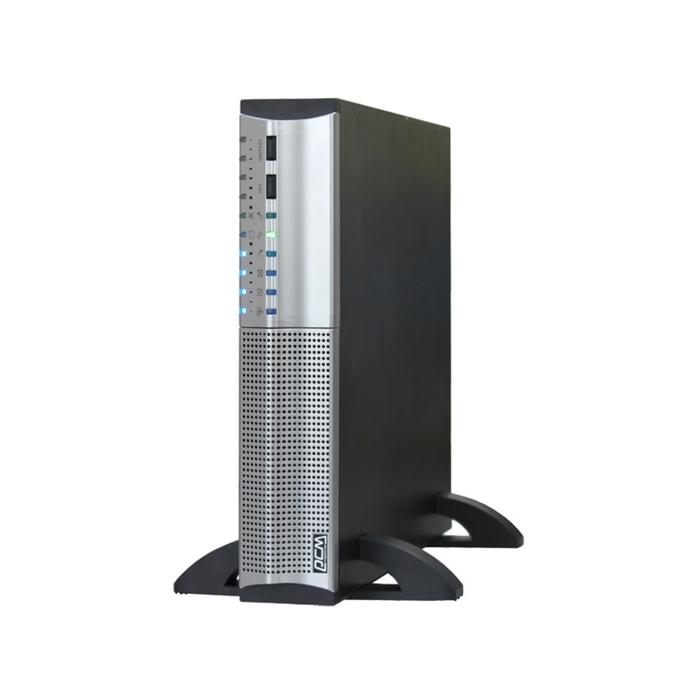 Источник бесперебойного питания Powercom Smart King RT SRT-2000A, 1800Вт, 2000ВА, черный - фото 12895