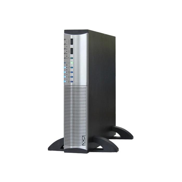 Источник бесперебойного питания Powercom Smart King RT SRT-3000A, 2700Вт, 3000ВА, черный