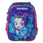 Рюкзак каркасный Super bag Premium 38х30х15 см, эргономичная спинка Mattel Enchantimals